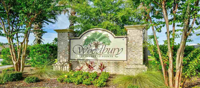 Homes for Sale in Woodbury at Palmetto Pointe