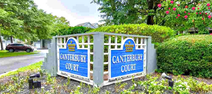 Condos for Sale in Canterbury Court, Kingston Plantation