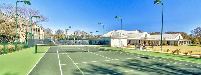 Kingston Plantation Tennis courts