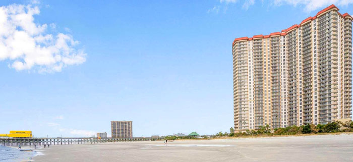 Beach Side Margate Towers