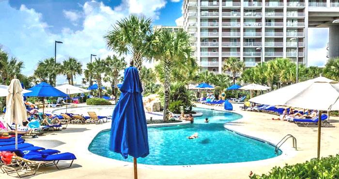Pool at Royale Palms