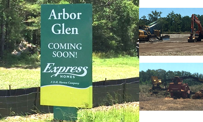 New Homes in Arbor Glen - Market Common