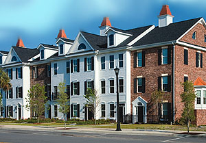 Market Common Row Homes for Sale