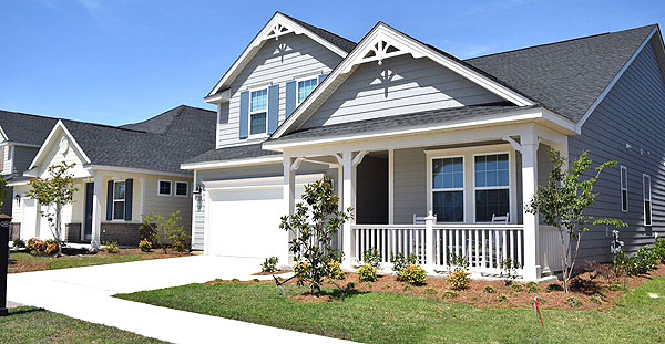 Emmons Preserve Homes in Market Common