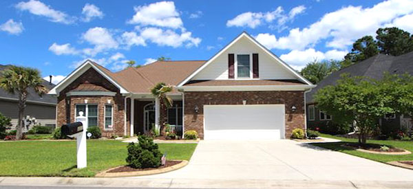 New Homes in Murrells Inlet