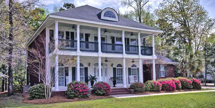 Home in Creek Ridge Plantation