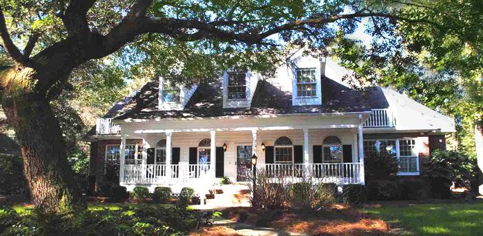 Home in Huntington Marsh