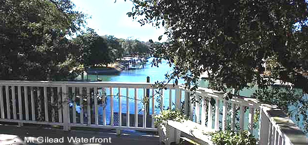 Waterfront on Mt Gilead
