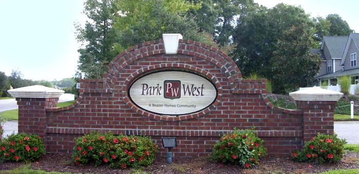 Park West Townhomes in Murrells Inlet