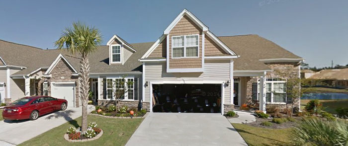 Townhouse in Parmalee