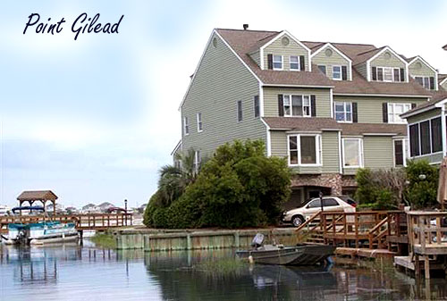 Point Gilead Townhomes in Murrells Inlet