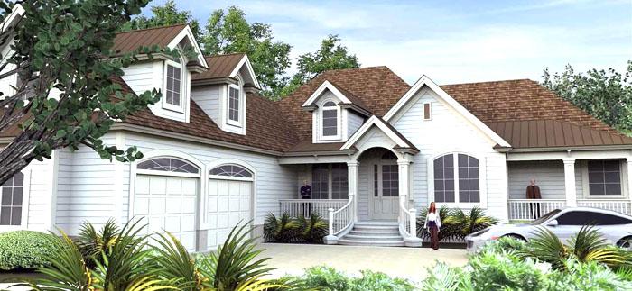 Home in Highwood at Prince Creek