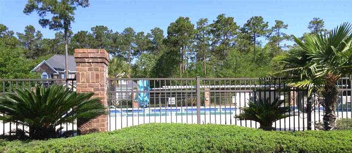 Pool in Highwood at Prince Creek