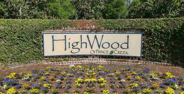 Homes for Sale in Highwood at Prince Creek