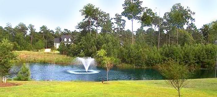 Prince Creek Lake