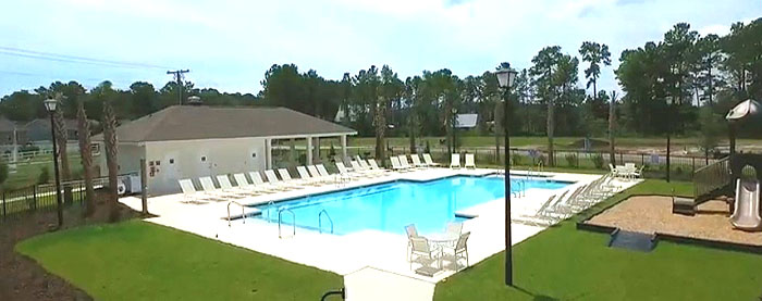 Pool in Twin Oaks, Murrells Inlet