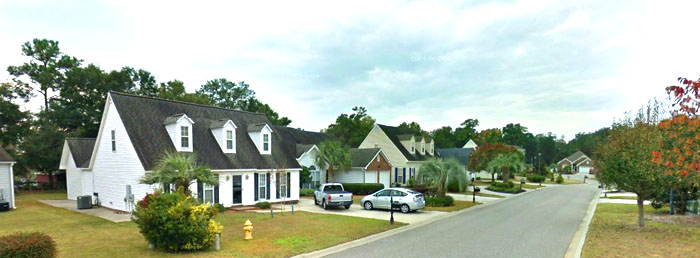 Homes in Twin Oaks in Murrells Inlet