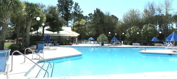 Wachesaw Plantation Pool