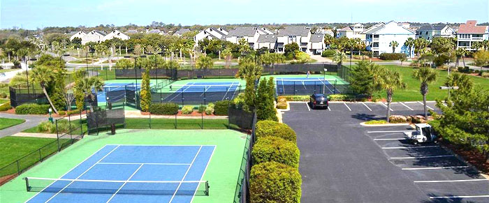 Avian Forest Tennis Courts