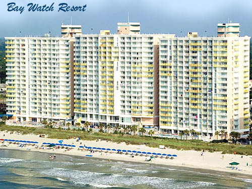 Baywatch Resort Condos for Sale
