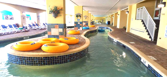 Lazy River at Camelot by the Sea