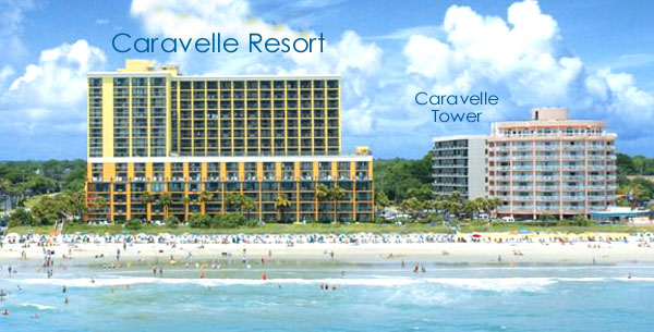 Caravelle Resort and Tower