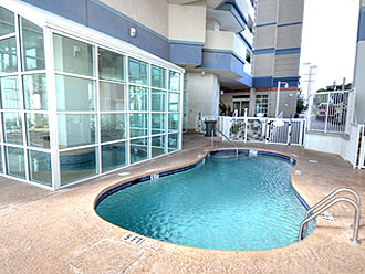 Carolinian Indoor Pool