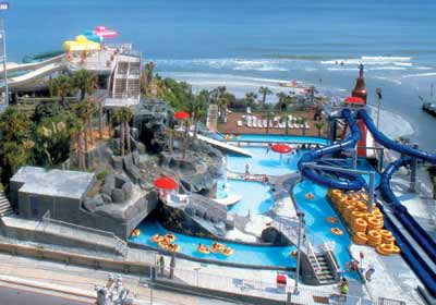Coral Beach Resort Waterpark