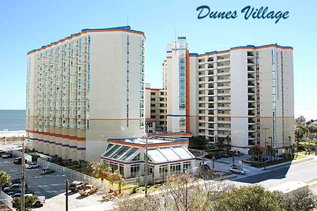 Dunes Village Resort Condos for Sale in Myrtle Beach