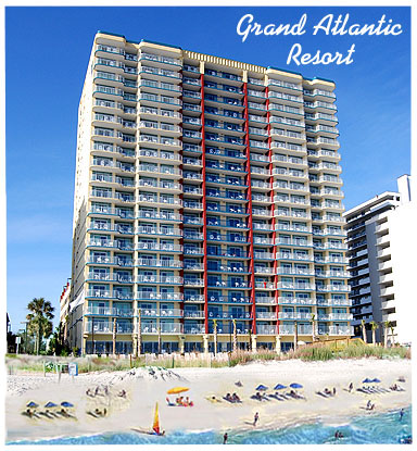 Grand Atlantic Condo Myrtle Beach Sc