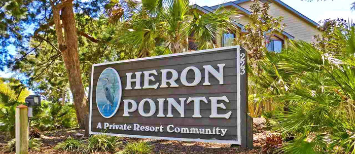 Condos for Sale in Heron Pointe, Myrtle Beach