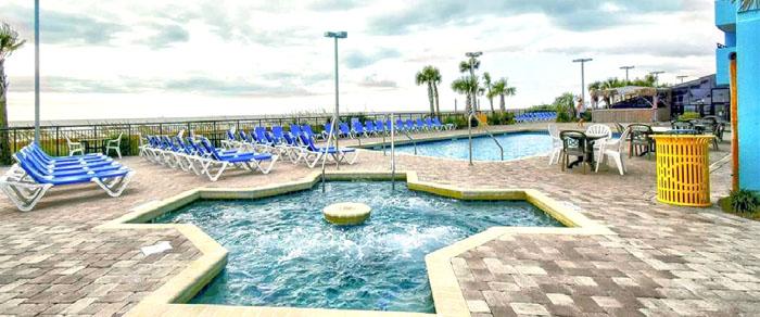 Landmark Resort Oceanfront Pool