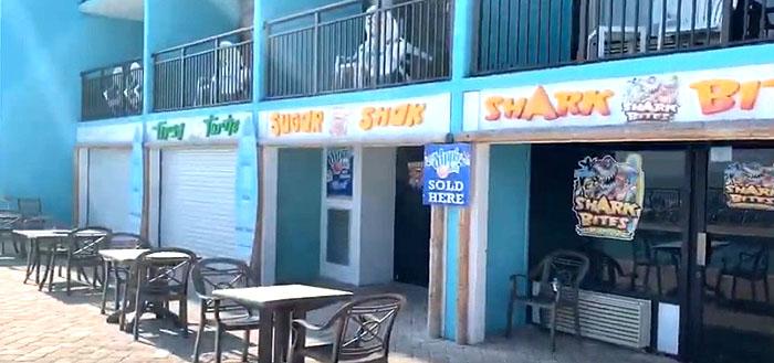 Shops at the Landmark Resort