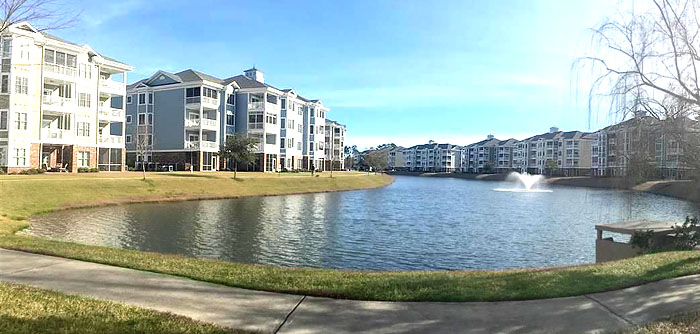 Lake at Magnolia Pointe
