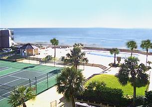 Maisons Sur Mer Tennis Courts