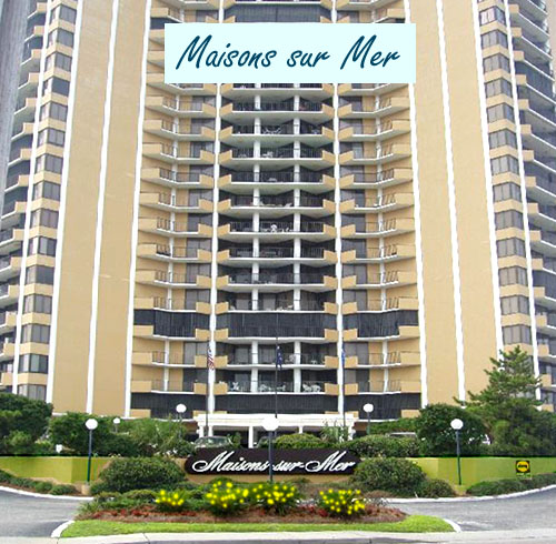 Apartments In Myrtle Beach: Condos For Sale In Myrtle Beach Maison