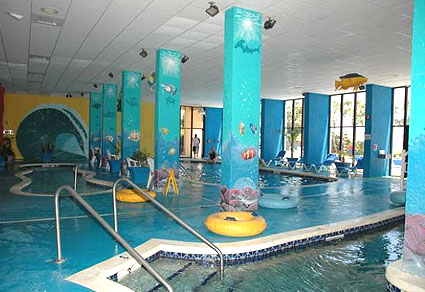 Monterey Bay Indoor Pool