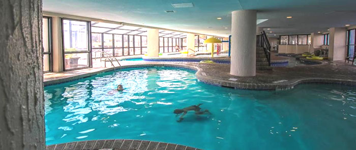 Ocean Reef Indoor Pool