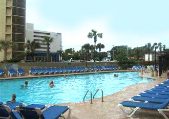 Ocean Reef Resort Pools