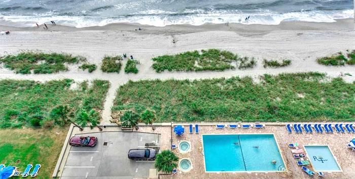 Pools at Regency Towers, Myrtle Beach