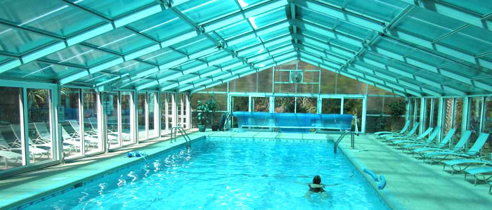 Indoor Pool at Summertree Village