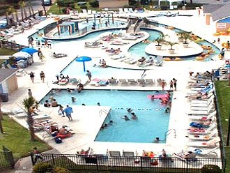 Myrtle Beach Resort Pools