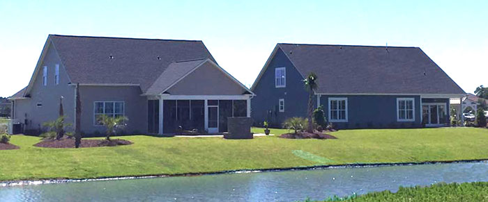 Homes in Belle Mer, South Myrtle Beach