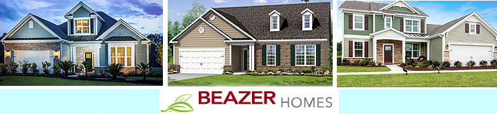 New Homes in Harbourview by Beazer Homes