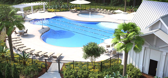 Belle Harbor Future Community Pool