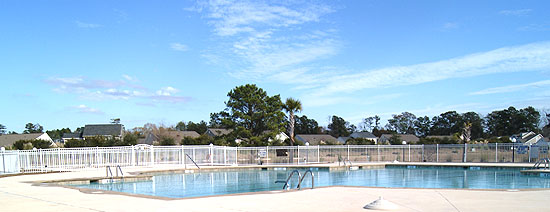 Pool in Cameron Village Surfside Beach