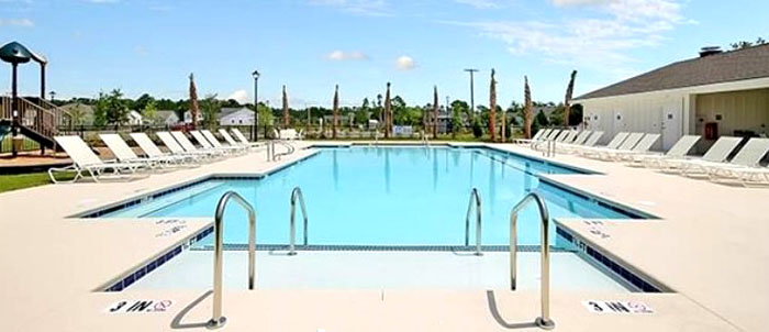 Proposed Pool at Forestbrook Estates
