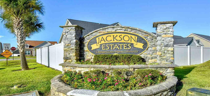 Homes for Sale in Jackson Estates, South Myrtle Beach