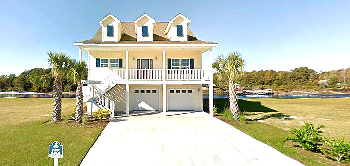 Homes for Sale in Palmetto Harbour North Myrtle Beach