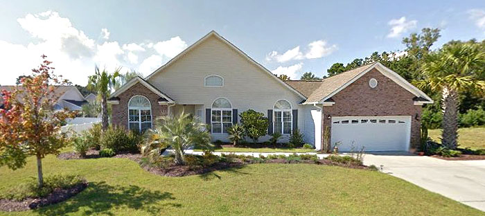 Home in Pheasant Run, Murrells Inlet